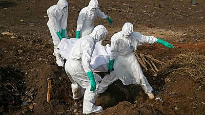 Seventeen deaths reported in DR Congo as Ebola outbreak confirmed
