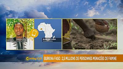 Burkina Faso at risk of famine [The Morning Call]