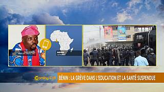 Trade unions suspend strike in Benin [The Morning Call]