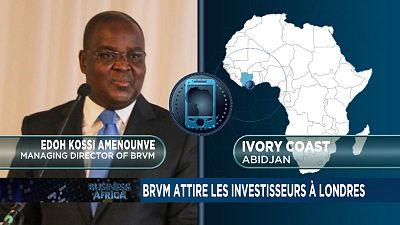 La bourse régionale d'Afrique de l'Ouest séduit les investisseurs à Londres [Business Africa]