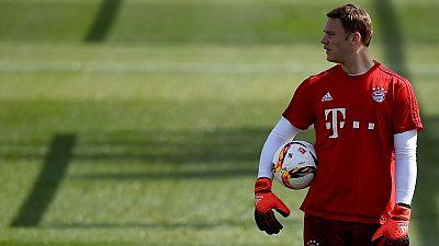 Mondial 2018 : Neuer inquiète l'Allemagne