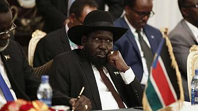Stranded South Sudan govt begs U.S. against assistance review