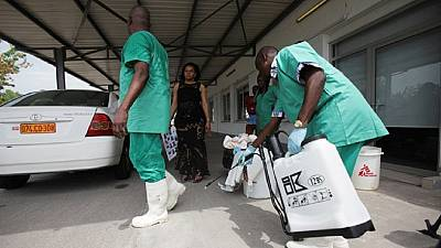 Nigeria, Kenya screen travelers at airports, border posts after Ebola outbreak in DR Congo