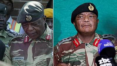 Le vice-président zimbabwéen dément se blanchir la peau