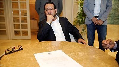 """Londres présente ses """"excuses"""" à l'ex-opposant libyen Abdelhakim Belhaj"""