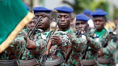 La Côte d'Ivoire promet 450 Casques bleus au Mali