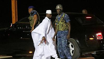 Gambia selling Jammeh's luxury cars, planes amid mounting debt
