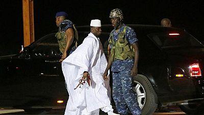 Gambie : des voitures de luxe et jets privés appartenant à Jammeh vendus pour couvrir la dette