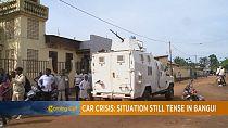 Centrafrique : une manifestation anti-violence dispersée par la police à Bangui [The Morning Call]