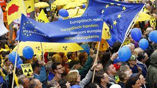"""""""Estado da União"""": fim do acordo nuclear com o Irão e o combate ao euroceticismo"""