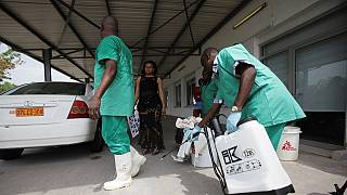 Le vaccin anti-Ebola bientôt à l'épreuve de l'épidémie en cours en RDC