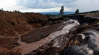 Burst Kenyan dam lacked permit- Water Authority