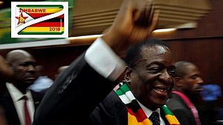 Zimbabwe : le président demande aux anciens combattants de se mobiliser pour les élections