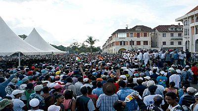 Crise politique à Madagascar: les bons offices de la COI
