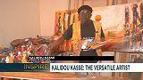 Kalidou Kasse: The versatile artist