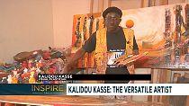 Kalidou kasse : l'artiste versatile