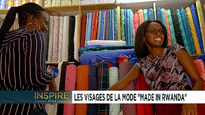 Rwanda's champions of locally made fashion