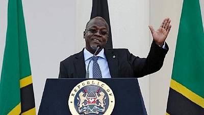 Rights groups urge Magufuli's gov't to review restrictive laws, end attacks on journalists
