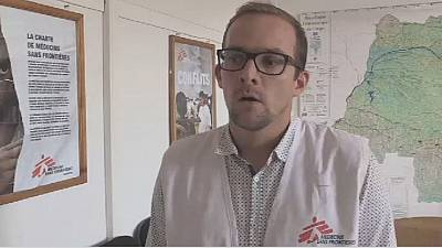MSF prepares response plan against ebola in DRC