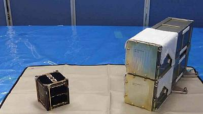 Le Kenya lance son premier satellite, entièrement conçu sur place