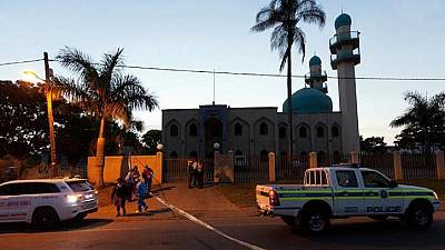 Explosive found at South African mosque where attackers slit throats