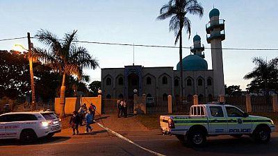 Attaque au couteau à Durban : explosifs trouvés au lieu du crime