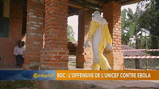"""High risk of Ebola spread"" after new outbreak in DRC- WHO"