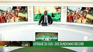 Mamelodi Sundowns, champion 2018 d'Afrique du Sud