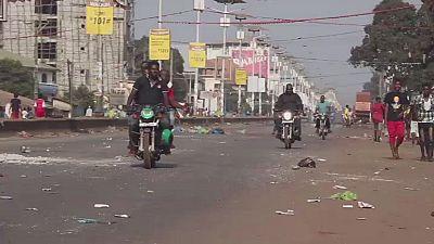 Guinée : l'opposition de nouveau dans les rues