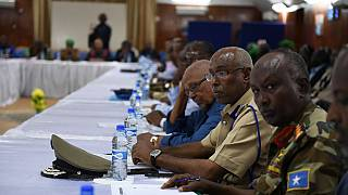 AMISOM leaders endorse Somalia's readiness to take over security responsibilities