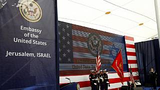 Twelve African countries joined U.S. opening of embassy in Jerusalem