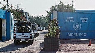 RDC : des Casques bleus pris en otage libérés (médias)