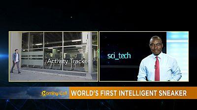 World's first intelligent sneaker [Sci tech]
