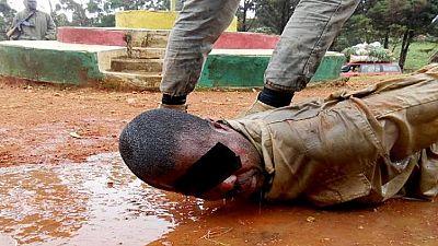 Cameroun anglophone : l'armée admet des violences contre un séparatiste
