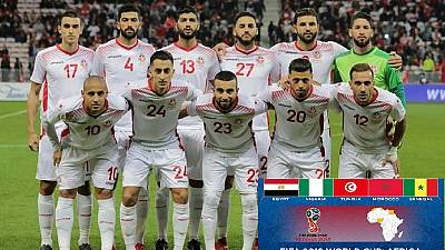 Russia 2018: Tunisia names preliminary squad for World Cup