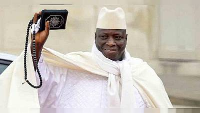 Gambie : l'ex-président Jammeh mis en cause dans le meurtre de dizaines de migrants