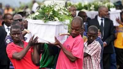 Burundi mourns victims of armed attack in Cibitoke province