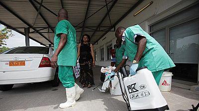 Ebola: 5400 doses de vaccins viennent d'arriver en RDC (médias)