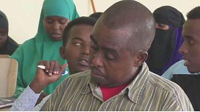 Somalie : Mohammed Yusuf étudie le journalisme à 48 ans