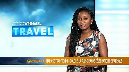 Mariage traditionnel coloré, la plus grande célébration de l'Afrique [Travel]