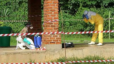 RDC : un premier cas d'Ebola en zone urbaine