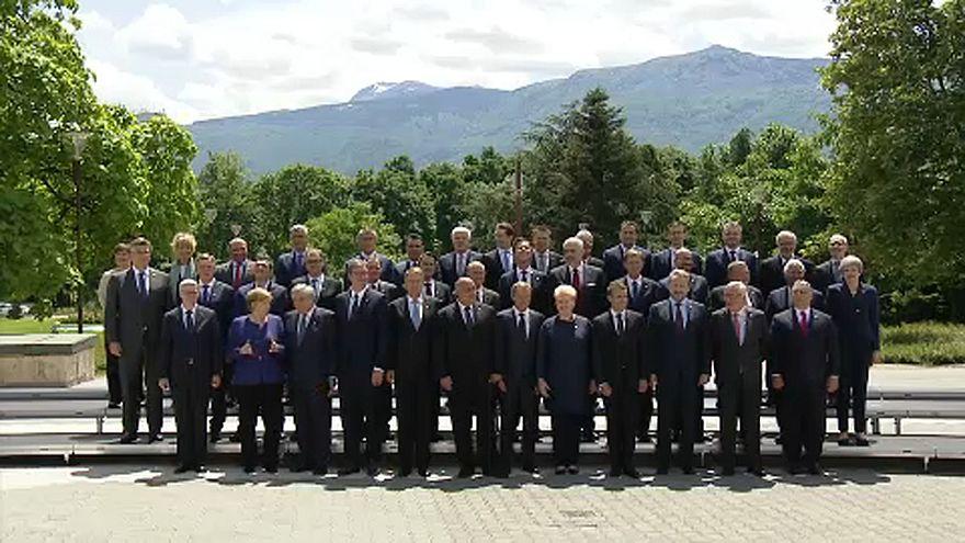 La cumbre de los Balcanes, en The Brief