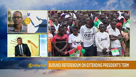 Burundi votes in controversial referendum