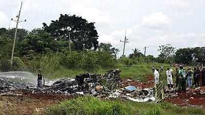 Cuba : au moins une centaine de morts dans le crash d'un avion