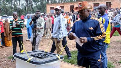 Burundi opposition says referendum wasn't free, transparent