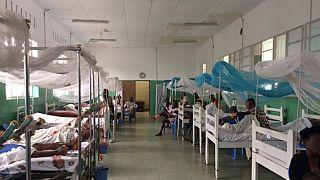 RDC : 7,5 tonnes de médicaments fournis aux déplacés du Kasaï par le HCR