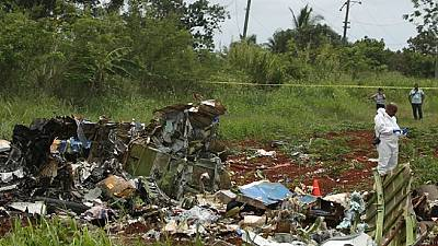 Cuba plane crash: Black box recovered