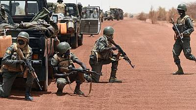 Mali: 12 civilians killed in army attack on market