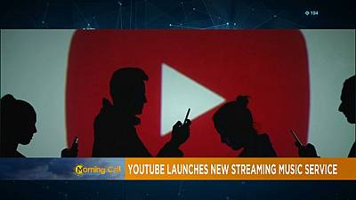 Youtube launches new music streaming service [Sci Tech]