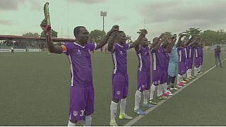 Nigeria : le club de football d'une puissante église évangélique s'impose